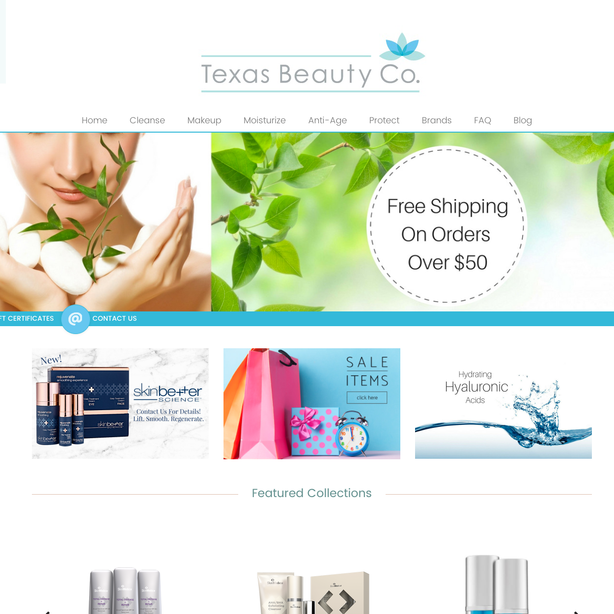 texas beauty company